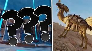 The Monstrous Camel Retexture (Assassin's Creed Origins ...
