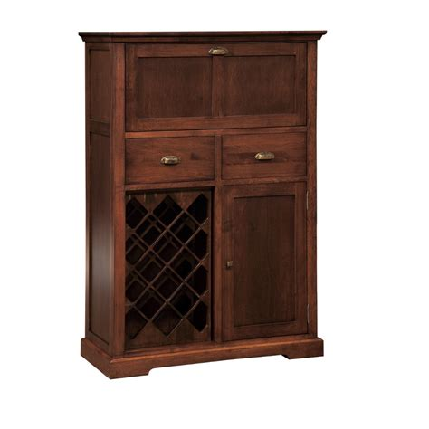 stanford small bar cabinet home envy furnishings solid