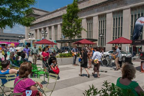 The Porch At 30th by The Porch At 30th Station Presents Food Trucks And