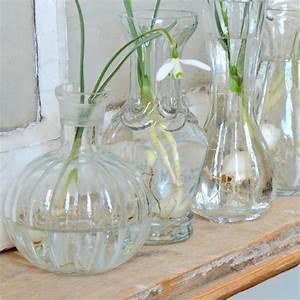 Petit Vase En Verre : decoration mariage vintage vase verre potiron ~ Teatrodelosmanantiales.com Idées de Décoration