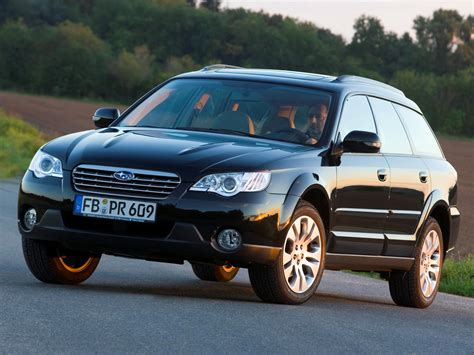 Subaru Outback 30r Bp 200609