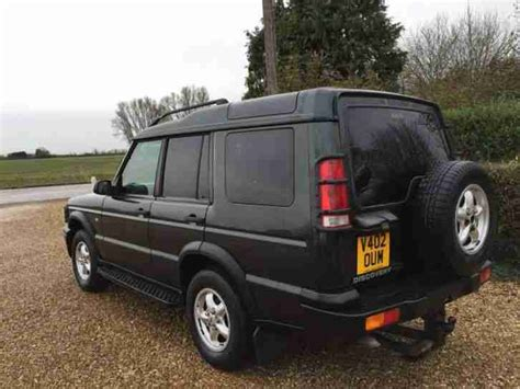 best auto repair manual 2000 land rover discovery interior lighting 2000 v land rover discovery 2 td5 gs manual 7 seater l k p ex swap