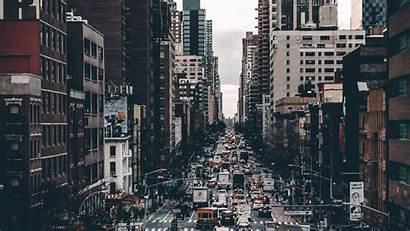 Street Wallpapers Buildings Transport 4k Background Desktop
