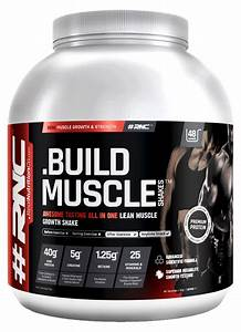 Muscle Shakes Build All In One Protein