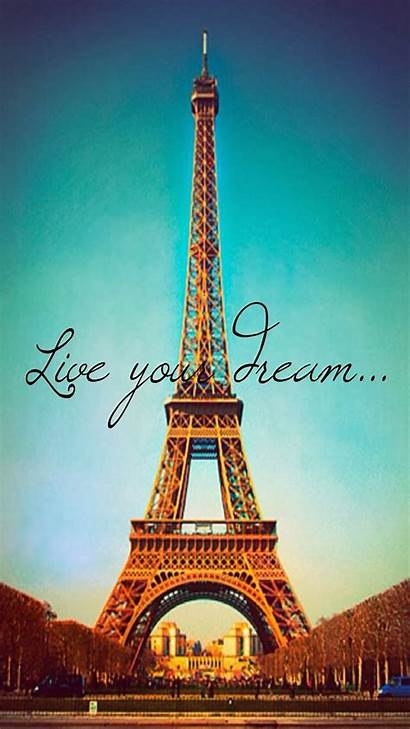 Paris Wallpapers Eiffel Tower Iphone Dream Background