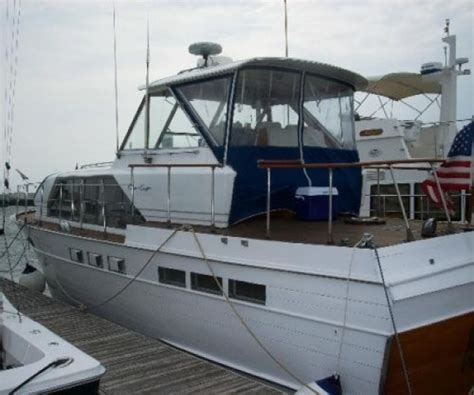 Power Boats For Sale Ma by 1963 45 Foot Other Chris Craft Power Boat For Sale In