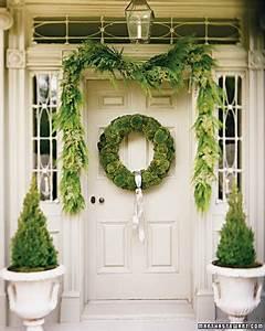 Living It At Home Wel ing Front Door Decorations