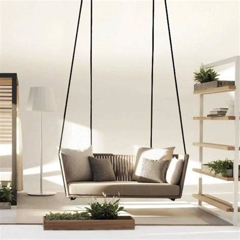 Indoor Swing Sofa by Kettal Bitta Swing For Indoor Outdoor Use For Sale At 1stdibs