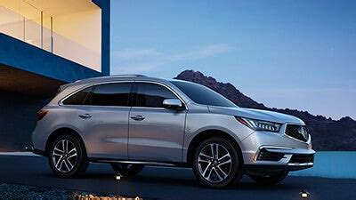 Acura Of Raleigh by 2017 Acura Mdx Acura Mdx In Cary Nc Leith Acura