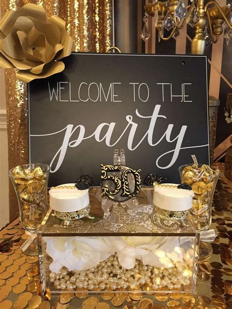 Great Gatsby Wedding Party Decorations Theme (4