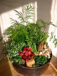 Jardin D Interieur : petit jardin d 39 int rieur ~ Dode.kayakingforconservation.com Idées de Décoration
