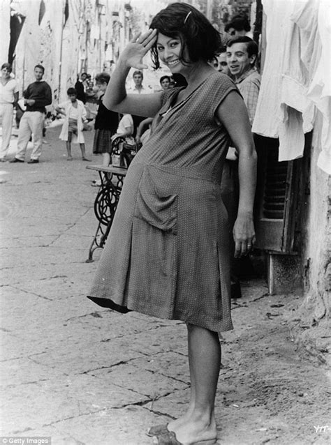 The changing shape of maternity wear: From Fifties smocks