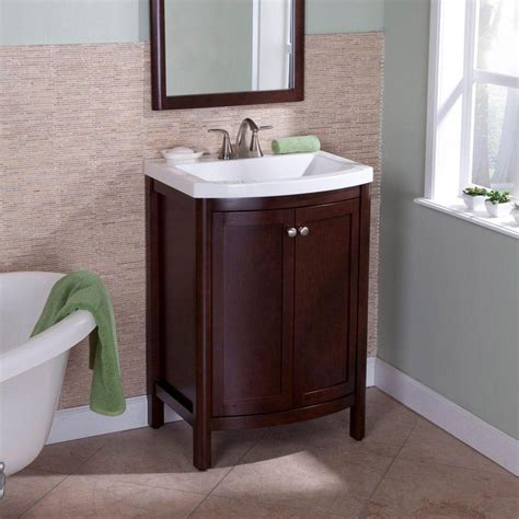 Home Depot Bathroom Vanities 24 Inch  Bathroom Cabinets Ideas