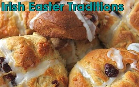 Easter candy hoppy easter easter eggs easter table easter food easter recipes boys easter irish meat and guinness pie is a savory delicious meal. Irish Easter Traditions - Hotelsireland Blog   Hot cross buns, Cross buns, Irish recipes