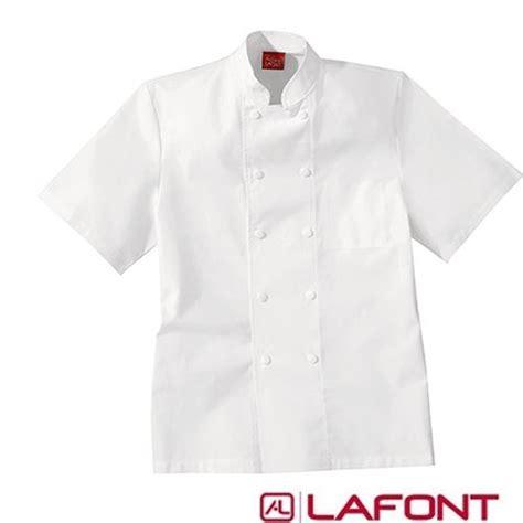 veste de cuisine pas chere veste de cuisinier blanche coton