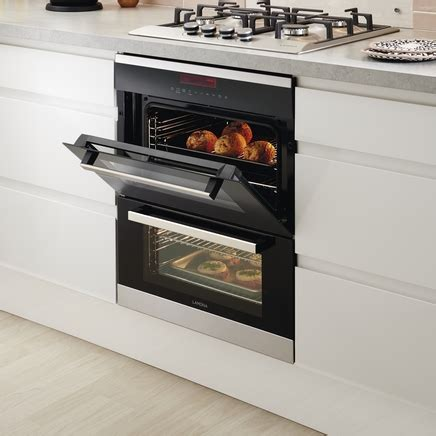 Lamona Double Oven Built Under & Multi Function   Howdens