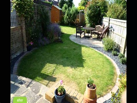 diseno de jardines pequenos gardening video forum