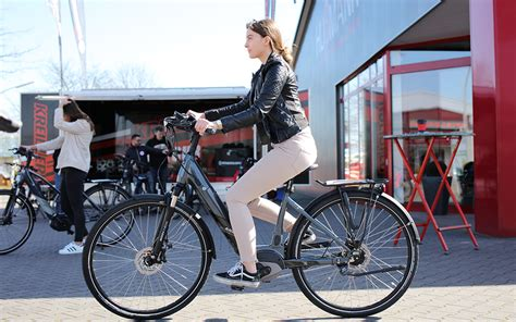 kreidler e bike 2019 e bikes testen bei der kreidler e bike on tour 2019