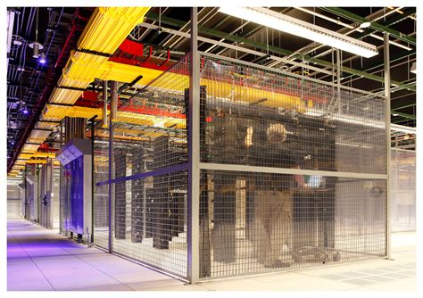 11 Beautiful Photos of the new Equinix MI3 IBX Data Center ...
