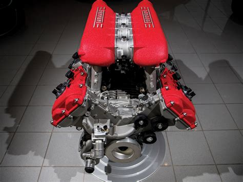 458 Italia Engine by Rm Sotheby S 458 Italia Engine With Stand