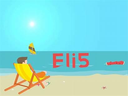 Summer Vibes Eli5 Dribbble