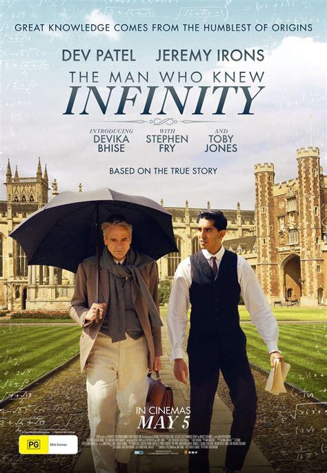 man  knew infinity dvd release date redbox