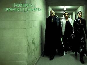 The Matrix Matrix Revolutions