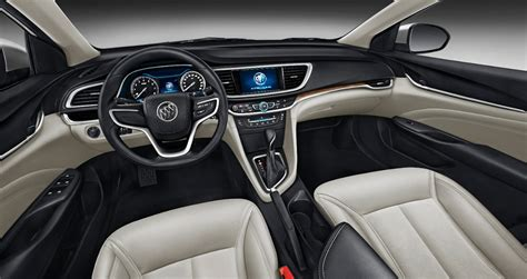 buick excelle gt interior