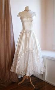vintage wedding dresses 1940 elite wedding looks With 1940s vintage wedding dresses