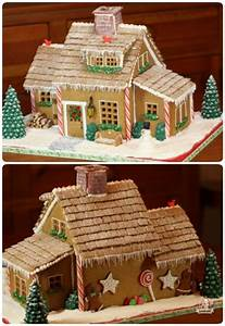 Gingerbread house ideas | Gingerbread House Love | Pinterest