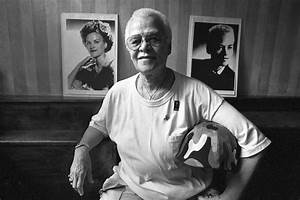 Storme DeLarverie, Early Leader in the Gay Rights Movement ...