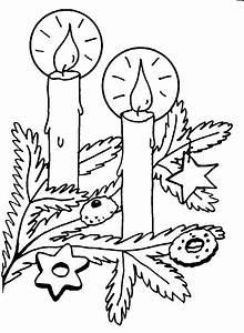 Weihnachtsmotive Schwarz Weiß : kerzen malvorlagen kostenlos zum ausdrucken ausmalbilder kerzen 2009332 ~ Buech-reservation.com Haus und Dekorationen