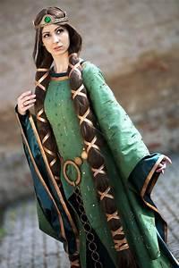 Regal Queen Elinor Costume from Brave « Adafruit ...
