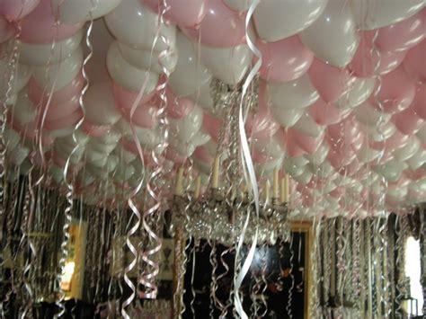 Balloon Ceiling 005fulljpeg (1024×768)  Parties Pinterest
