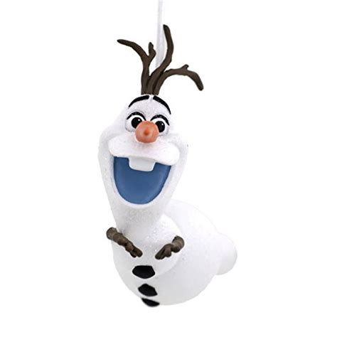 hallmark disney frozen olaf christmas ornament import it all