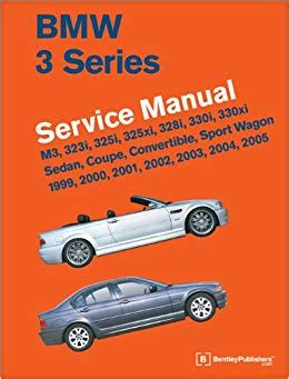 service and repair manuals 2004 bmw 3 series on board diagnostic system bmw 3 series e46 service manual 1999 2000 2001 2002 2003 2004 2005 m3 323i 325i