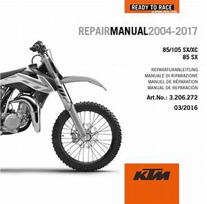 Ktm 65 Sx Repair Manual