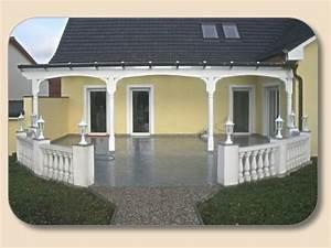 überdachung Selber Bauen : berdachung selber bauen mit bauplan von ~ Articles-book.com Haus und Dekorationen