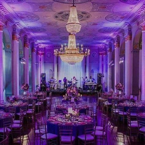 Pin by jasmine singh on lighting Royal purple wedding
