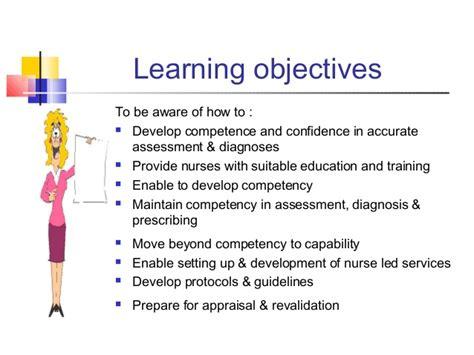 march  competency development  advanced nursing