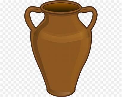 Pottery Pot Ceramic Clipart Transparent Svg Pngio