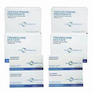 Pack Lean Mass Gain Advanced - Euro Pharmacies   Trenbolone Acetate  6