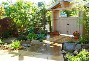 Full Shade Garden Idea Photograph Front Garden Design Ide Best Landscaping Ideas For Front House