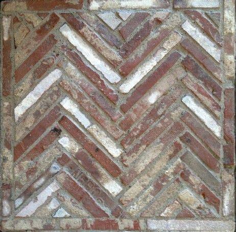 thin brick tile backsplash   Home Decor