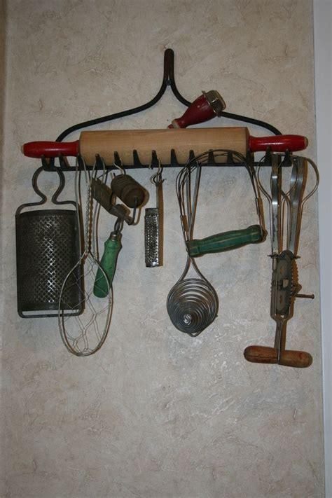 Kitchen Garden Equipments by My In Laws Kitchen Garden Rake With Kitchen