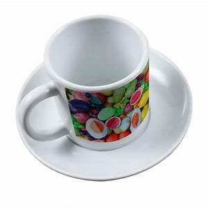 Tasse Cafe Original : tasse caf et soucoupe en polymere ~ Teatrodelosmanantiales.com Idées de Décoration