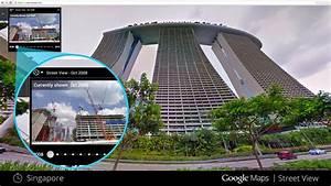 Street View Google Map : google maps permet maintenant de remonter dans le temps avec street view geeks and com 39 ~ Medecine-chirurgie-esthetiques.com Avis de Voitures