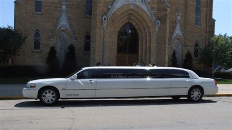 Classic Limousine by Our Vehicles L S Classic Limo