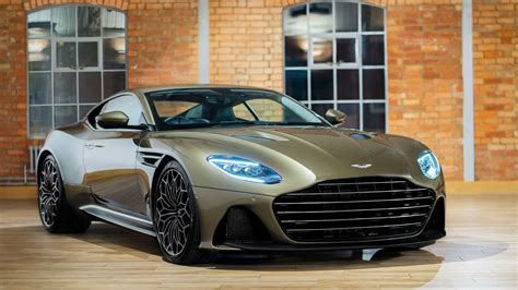 aston martin dbs superleggera gets james bond edition
