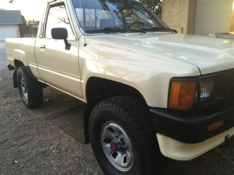 Toyota 4x4 For Sale by 1986 Toyota Tacoma 4x4 Truck For Sale